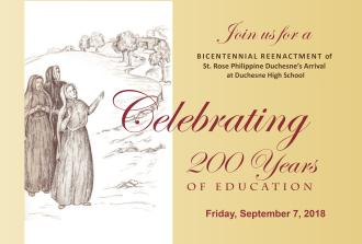Celebrating 200 Years of Catholic Education