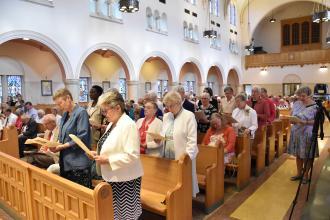 RSCJs renew vows