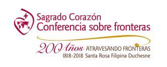 Sagrado Corazón Conferencia sobre fronteras