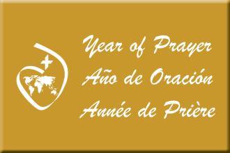 Year of Prayer | Año de Oración | Année de Prières
