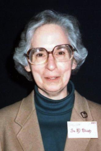 Mary Blish, RSCJ