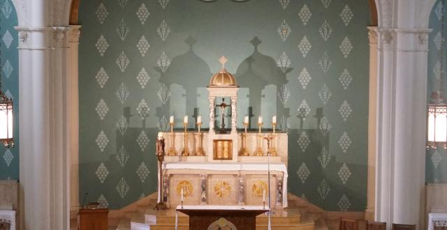 Chapel at Duchesne Academy of the Sacred Heart, Omaha