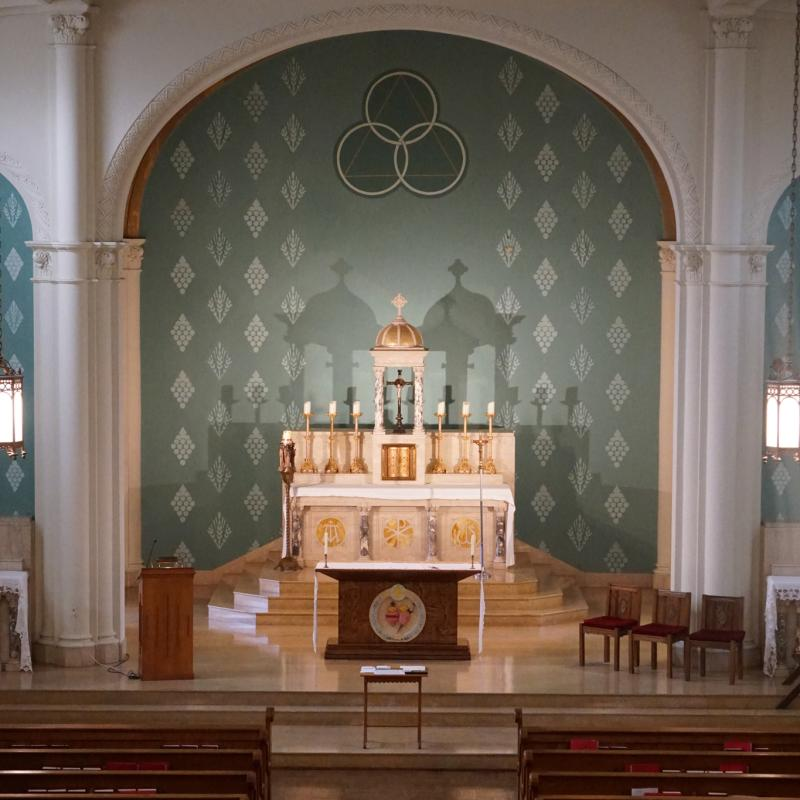 Chapel at Duchesne Academy of the Sacred Heart, Omaha
