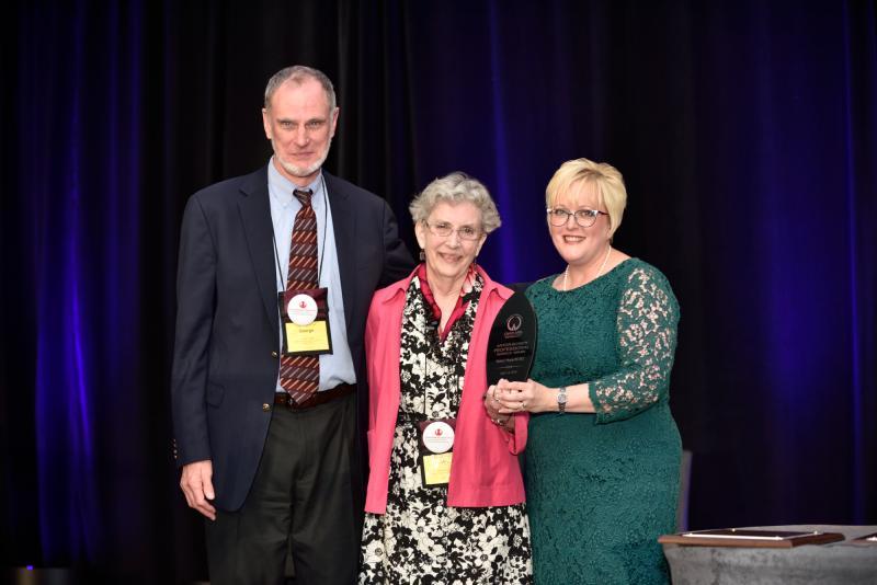 Sister Pat Murphy receives Anton Boisen Award