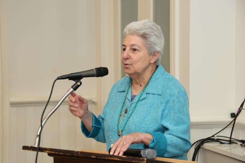 Sharon Karam, RSCJ
