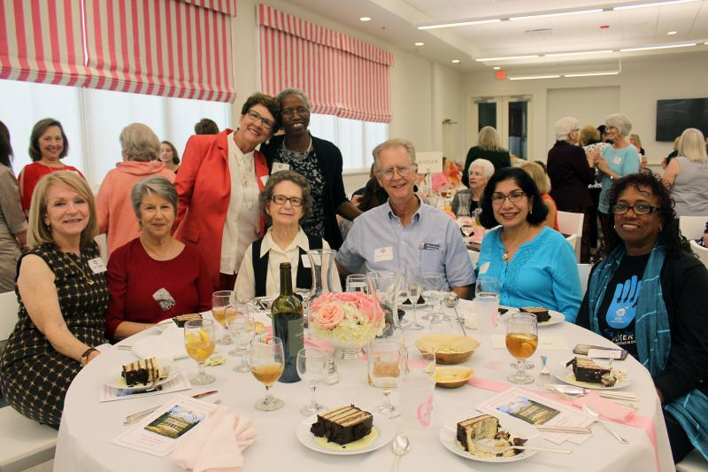 Sister McKinlay and her guests at the Legacy Brunch