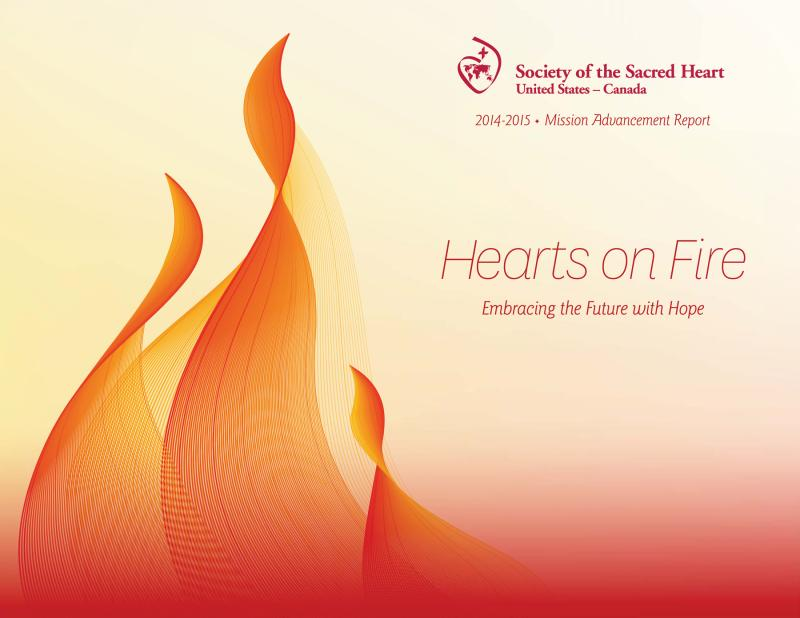 Hearts on Fire 2014-15 Mission Advancement Report