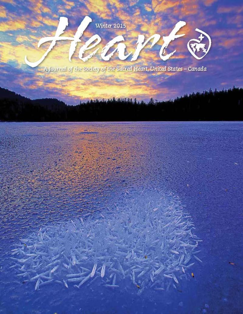 Heart Magazine, Winter 2015