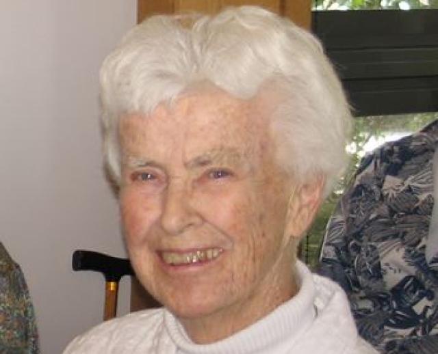 Ann Marie Conroy, RSCJ
