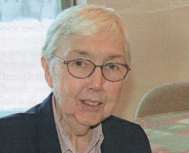 Mary Burke-Gaffney, RSCJ