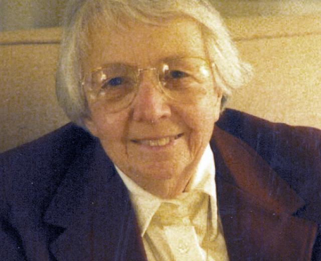 Sister Ellen Hoffman