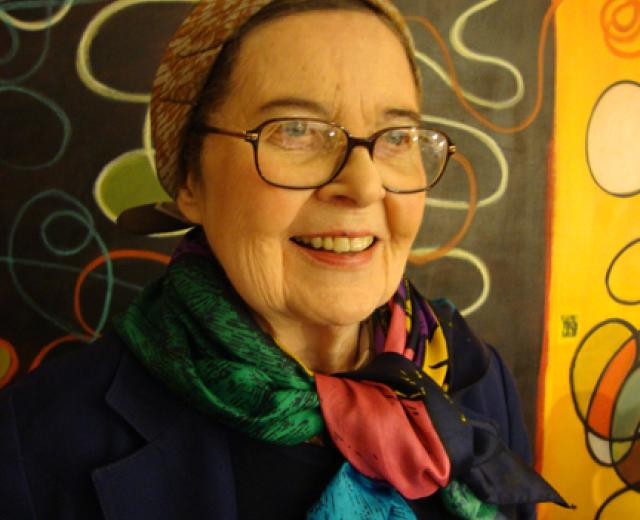 Jeanne Moynihan, RSCJ
