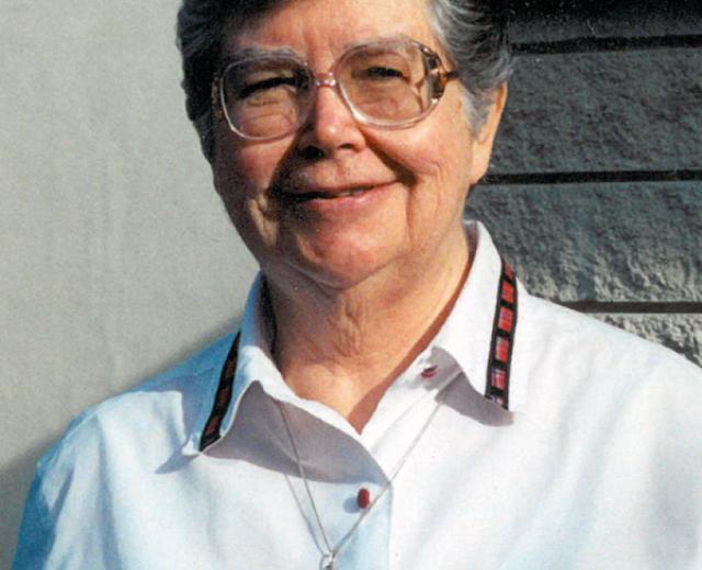 Catherine (Kay) Baxter, RSCJ
