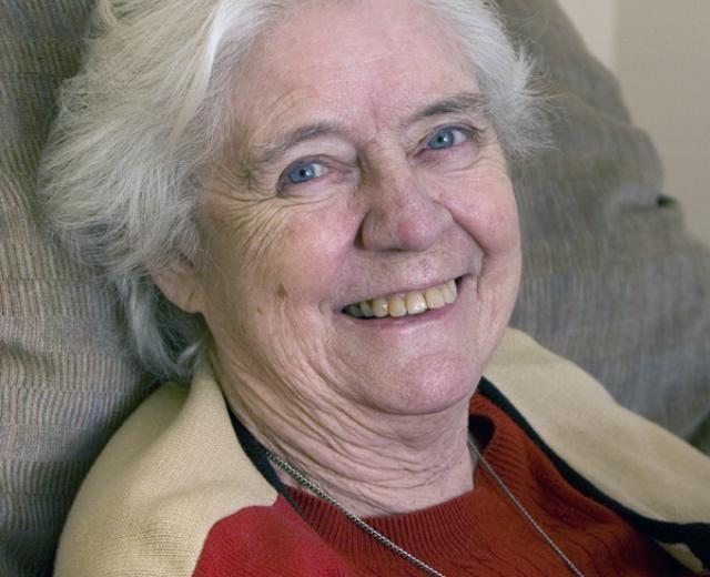 Claire Kondolf, RSCJ