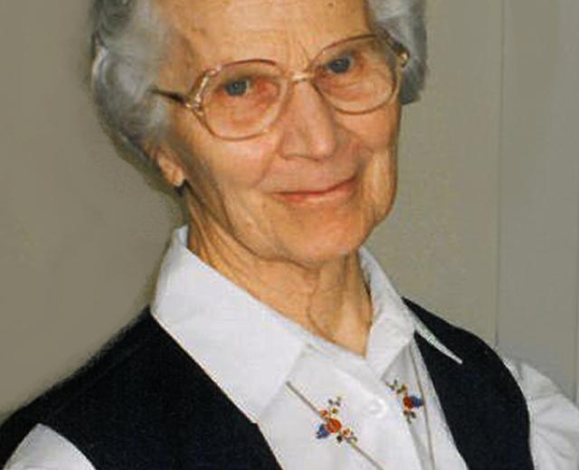 Madeleine Howe, RSCJ