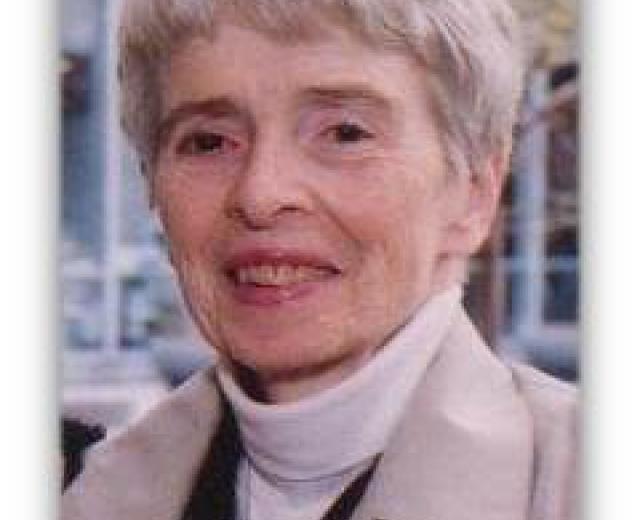 Margaret Hayes, RSCJ, RIP