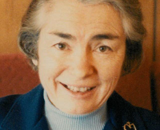 Margaret Hone, RIP