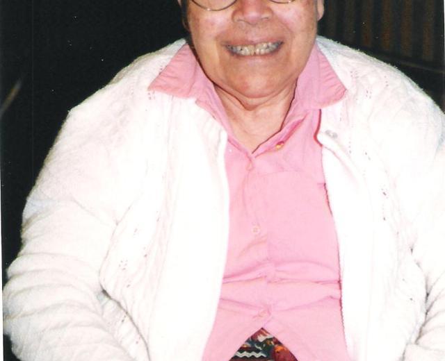 Margarita Santos, RSCJ