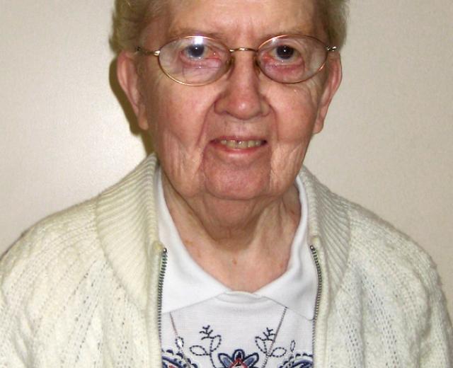 Mary McMahon, RSCJ