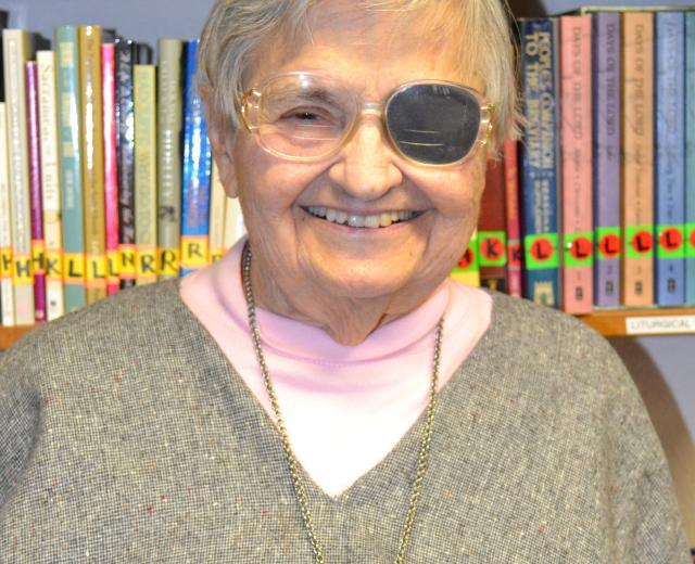 Mary Munch, RSCJ