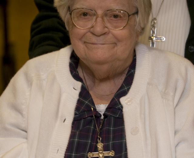 Miriam Schumann, RSCJ