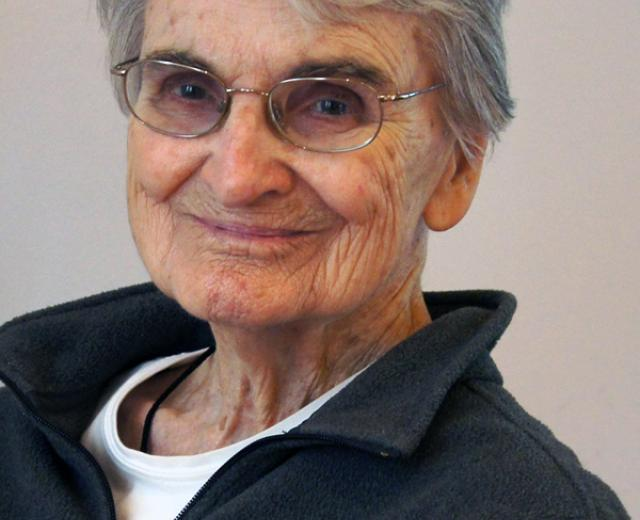 Gertrude Patch, RSCJ RIP