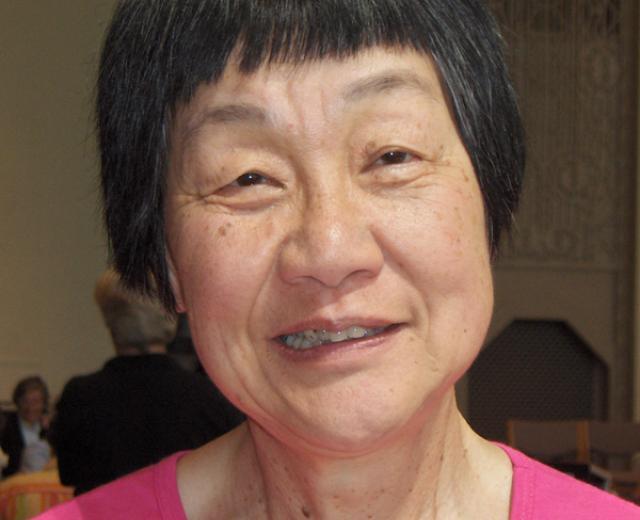 Sister Vicky Siu