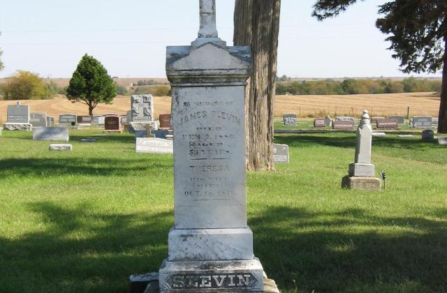 Monument to RSCJ in Sugar Creek, Kansas