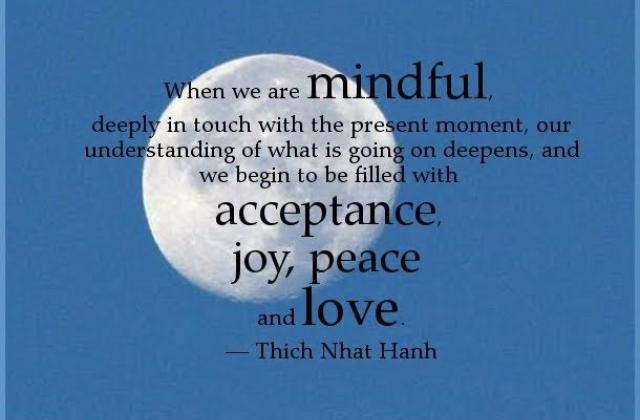 Mindfulness Retreat February 6, 2016