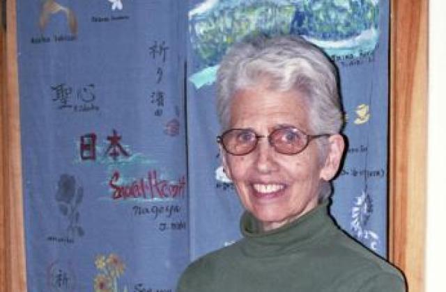 Sister Gwendolyn Hoeffel
