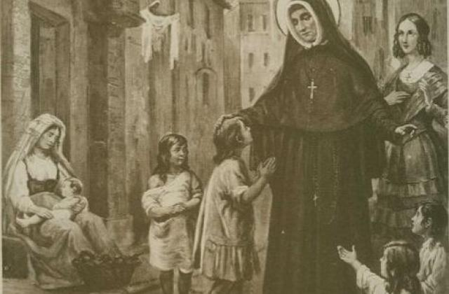 Feast Day of St. Madeleine Sophie Barat, May 25