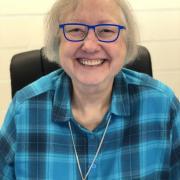 Mary Kay Hunyady, RSCJ.