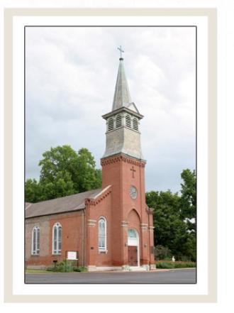 Old St. Ferdinand, Florissant, Missouri