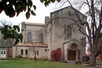 The Shrine of St. Philippine Duchesne in St. Charles, Missouri