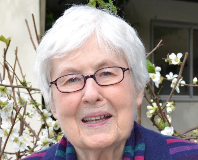 Joanne Fitzpatrick, RSCJ