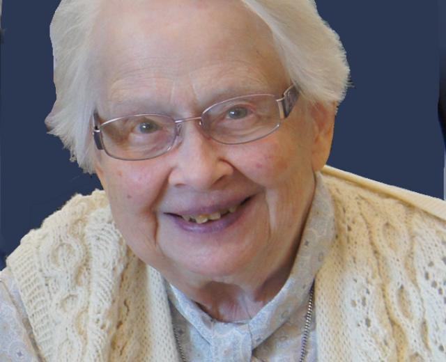 Harriet Padberg, RSCJ, RIP