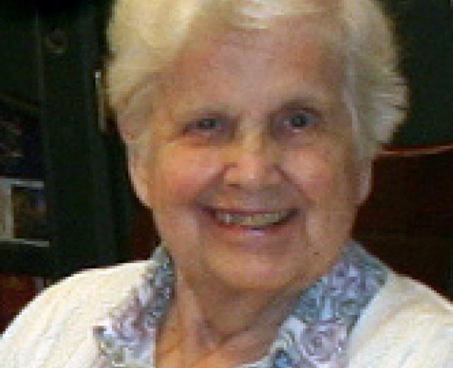 Evelyn Kane, RSCJ, RIP
