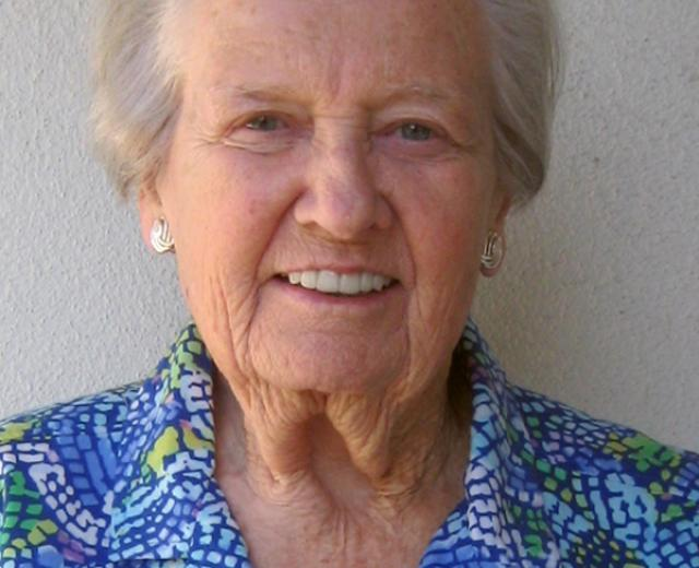 Joan McKenna, RSCJ