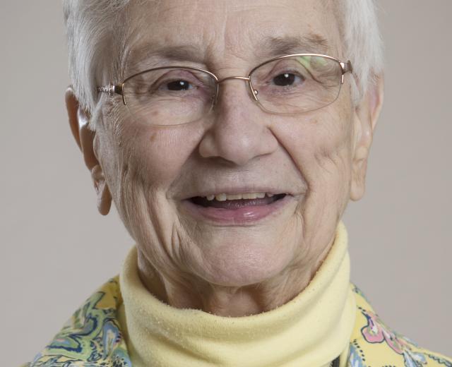Sister Anita Louise (Tita) Lapeyre, RSCJ
