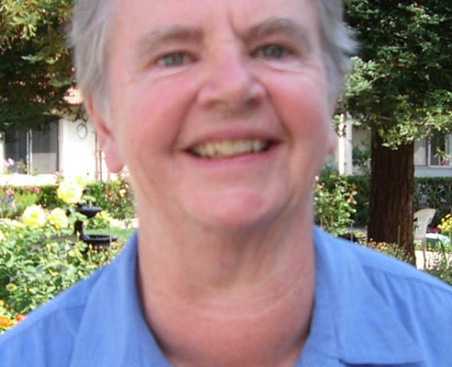 Louise Barrett, RSCJ, RIP