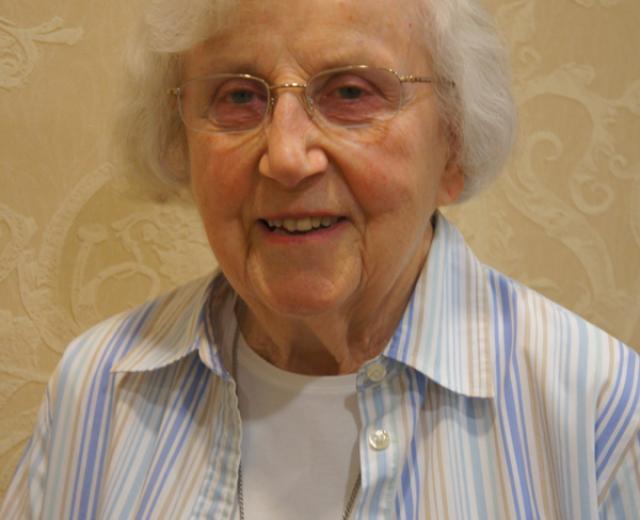 Mary Brady, RSCJ