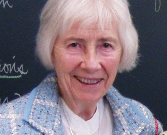 Maryellen Harmon, RSCJ