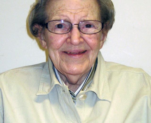 Patricia Steppe, RSCJ, RIP