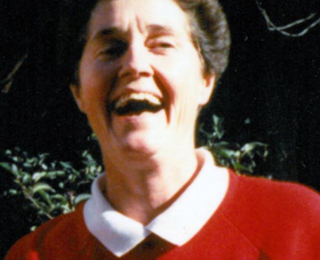 Sister Rosemary Statt