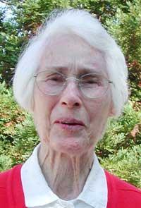 Sister Helen McHugh