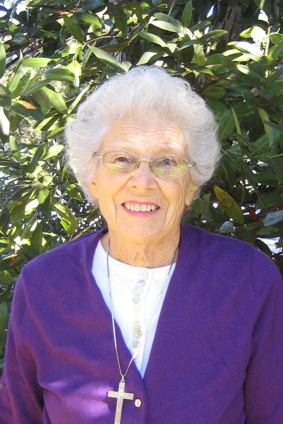 Sister Maxine Kraemer, RIP