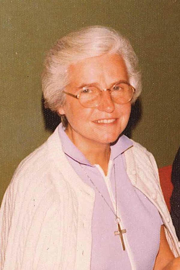 Margaret Mary Coakley, RSCJ