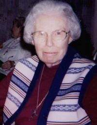 Mary Bush, RSCJ
