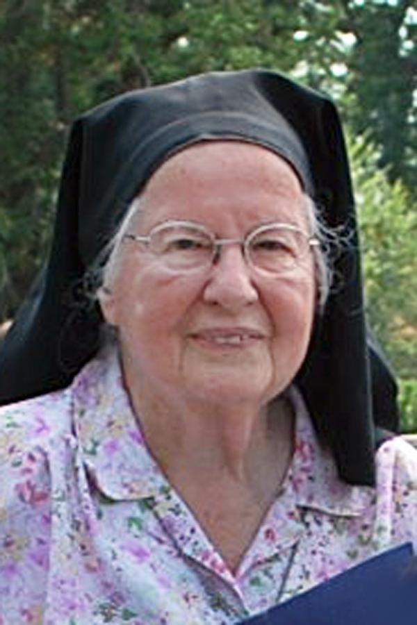 Rose Guidroz, RSCJ, RIP
