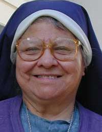 Rosenda Mesa, RSCJ, Died Sunday, October 14, 2012